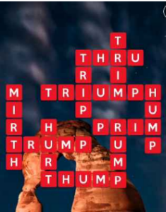 Wordscapes Hole 3 Level 2515 answers
