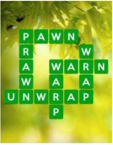 Wordscapes Jade 05 Level 4677 Answers