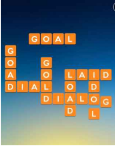 Wordscapes Lake 14 Level 2606 answers