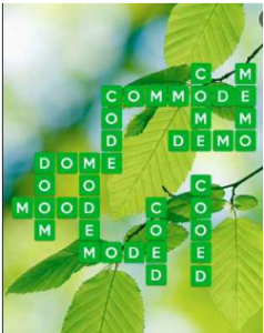 Wordscapes Leaf 2 Level 3858 answers