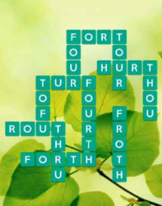 Wordscapes Leaf 6 Level 1510 answers