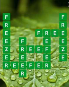 Wordscapes Leaf 6 Level 2262 answers