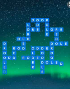Wordscapes Light 10 Level 2842 answers