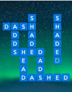 Wordscapes Light 13 Level 2845 answers