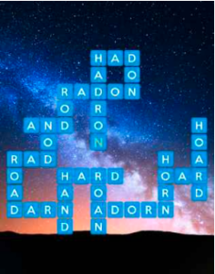 Wordscapes Light 6 Level 3446 answers