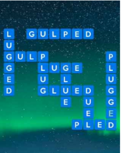 Wordscapes Light 8 Level 2840 answers