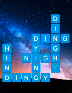 Wordscapes Light 9 Level 3449 answers