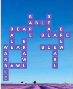 Wordscapes Lines 4 Level 3140 answers
