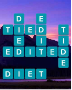 Wordscapes Marsh 15 Level 3279 answers