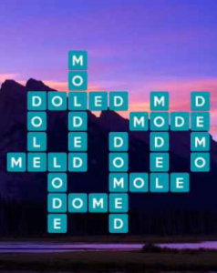 Wordscapes Marsh 4 Level 3268 answers