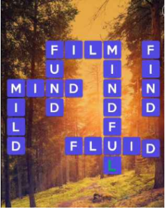 Wordscapes Mist 6 Level 2086 answers