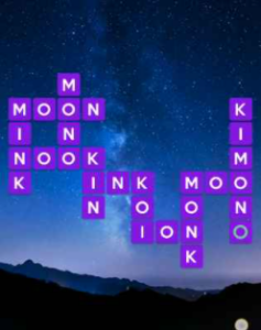 Wordscapes Moon 02 Level 4466 Answers