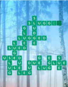 Wordscapes Mossy 2 Level 2290 answers
