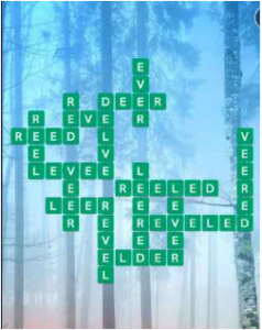 Wordscapes Mossy 8 Level 2296 answers