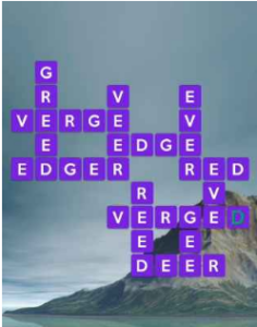 Wordscapes Peace 1 Level 2769 answers