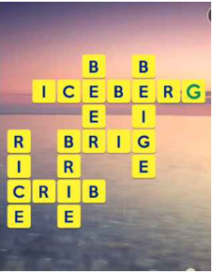 Wordscapes Pebble 5 Level 1269 answers