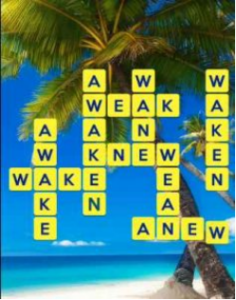 Wordscapes Pebble 6 Level 2070 answers
