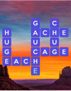 Wordscapes Pyre 5 Level 3605 answers