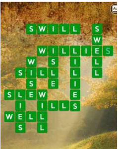 Wordscapes Ray 4 Level 1444 answers