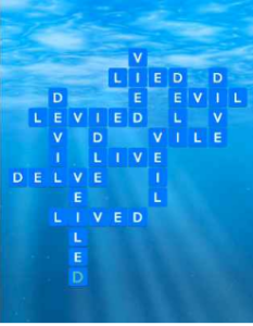Wordscapes Ripple 16 Level 2416 answers