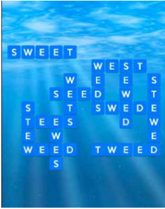 Wordscapes Ripple 4 Level 2404 answers