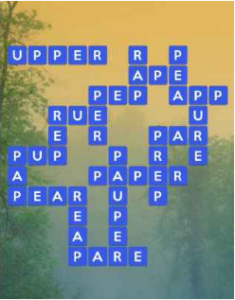 Wordscapes River 15 Level 1359 answers