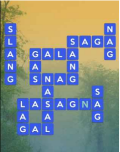 Wordscapes River 3 Level 1347 answers