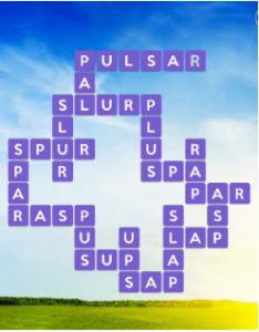 Wordscapes Sail 11 Level 891 answers