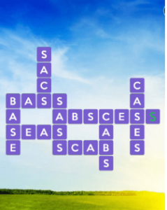 Wordscapes Sail 2 Level 882 answers