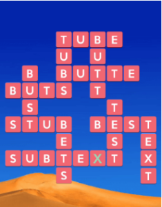 Wordscapes Sand 10 Level 794 answers