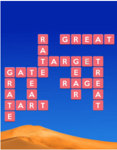 Wordscapes Sand 14 Level 798 answers