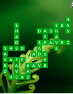 Wordscapes Seed 05 Level 4661 Answers