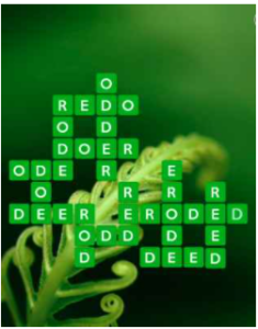 Wordscapes Seed 07 Level 4663 Answers