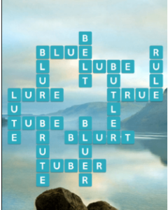 Wordscapes Serene 14 Level 1006 answers