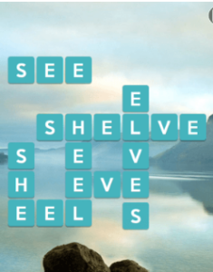 Wordscapes Serene 3 Level 995 answers