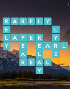 Wordscapes Set 13 Level 989 answers