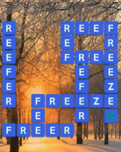 Wordscapes Shiver 3 Level 4851 Answers