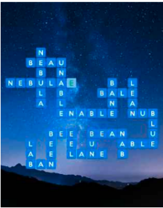 Wordscapes Sky 8 Level 3480 answers