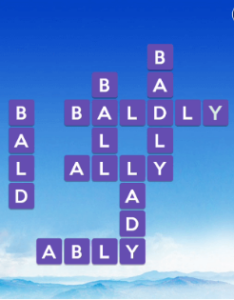 Wordscapes Soar 14 Level 926 answer