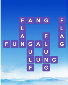 Wordscapes Soar 7 Level 919 answer