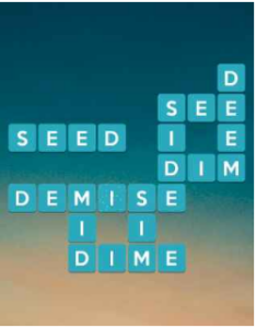 Wordscapes Sol 9 Level 3721 answers
