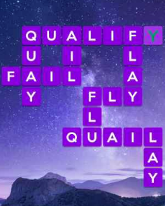 Wordscapes Space 13 Level 5037 Answers