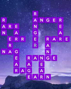 Wordscapes Space 14 Level 5038 Answers