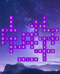 Wordscapes Space 8 Level 5032 Answers