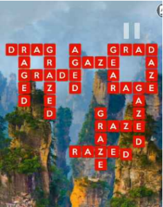 Wordscapes Spire 5 Level 2549 answers