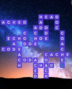 Wordscapes Star 16 Level 4976 Answers