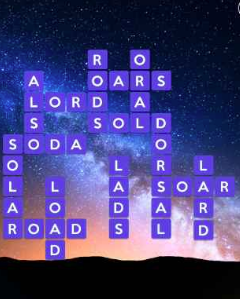 Wordscapes Star 8 Level 4968 Answers