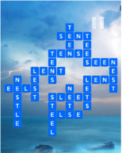 Wordscapes Storm 12 Level 844 answers