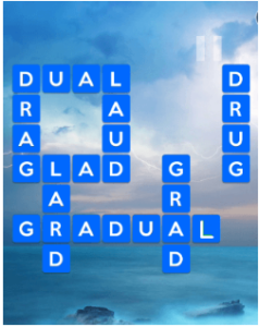 Wordscapes Storm 13 Level 845 answers