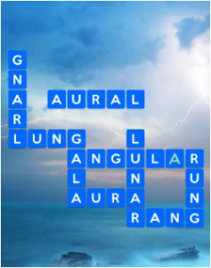Wordscapes Storm 2 Level 834 answers